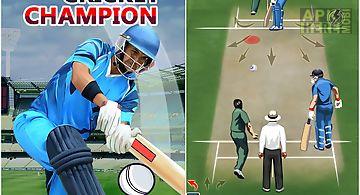 T20 world cricket champions