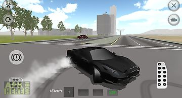 Traffic city racer 3d