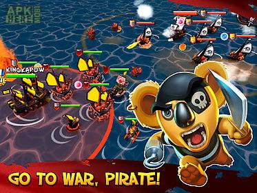 tropical wars - pirate battles