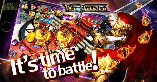 war of guardian