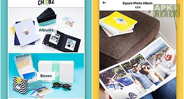 Cheerz: mobile photo printing