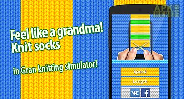 Gran knit simulator