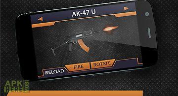 Gun - war simulator