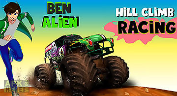 Hill racing: alien derby