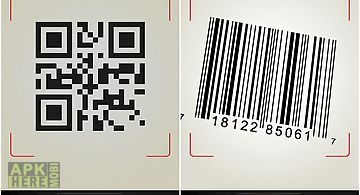 Qr barcode scanner +flashlight