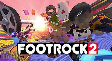 Foot rock 2