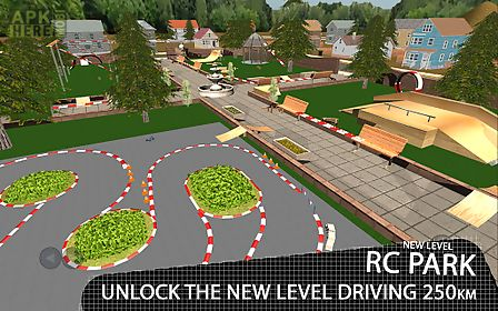 rc car hill racing simulator