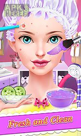 glam doll salon - pastry girl