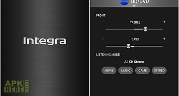 Integra remote