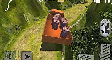Jurassic hill climber truck
