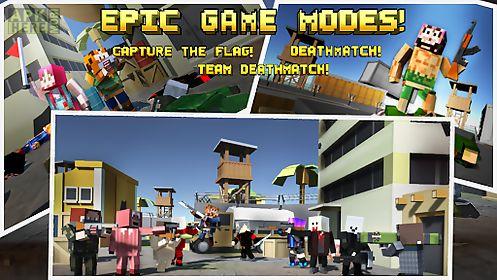 pixel fury: multiplayer in 3d