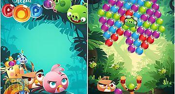 Angry birds: stella pop