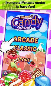 candy island match