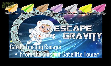 escape gravity - astro guy escape from tower clash