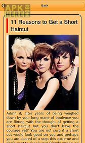 Short hairstyle for Android free download at Apk Here store ...
