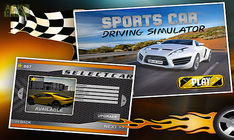 Sports Car Driving Simulator For Android