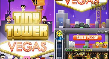 Tiny tower: vegas