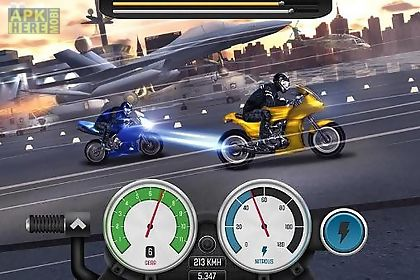 Top bike: racing and moto drag for Android free download at