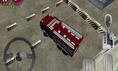 truck parking simulator 3d