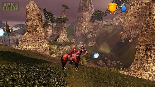 horse ride 3d