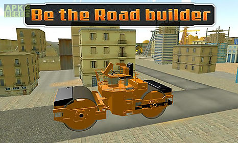 road builder construction sim