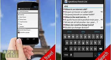 Speakeasy french lt phrasebook