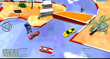 Turbo skiddy racing