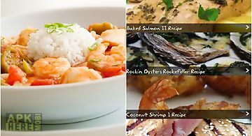 896 seafood recipes