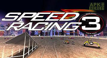 Car speed racing 3