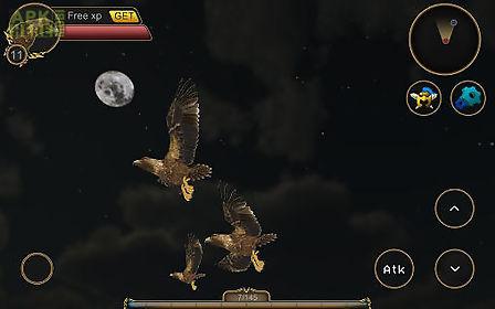 eagle bird simulator