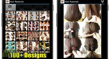 Hair tutorials fashion style 1x