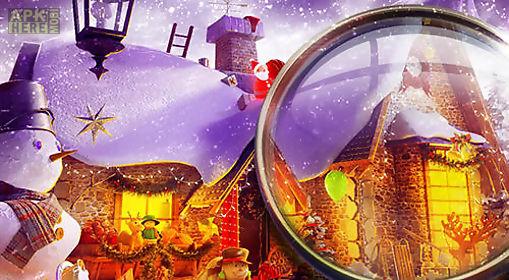 hidden objects: christmas magic