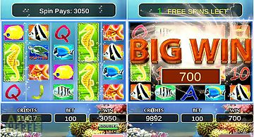 Slot machine : goldfish slots
