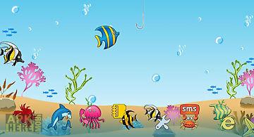 Comic fish theme
