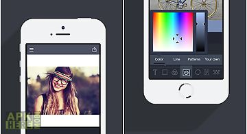 Photo background for instagram