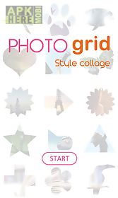 photo collage grid