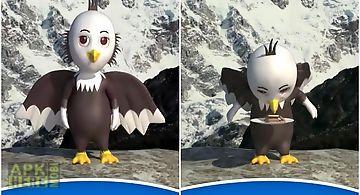 Talking eagle