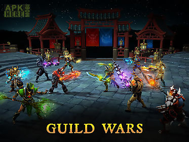 dungeon hunter 5 – action rpg