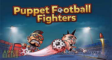 Puppet football fighters: steamp..