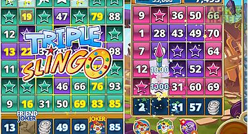Slingo adventure bingo & slots