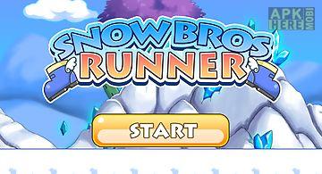 Snow bros runner