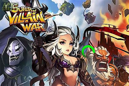 super villain war: lost heroes