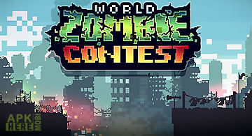 World zombie contest