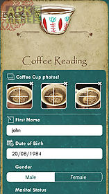 basirly - palm coffee reading