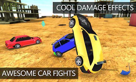 car crash & demolition arena