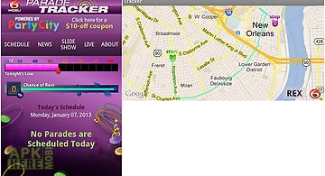 Wdsu parade tracker