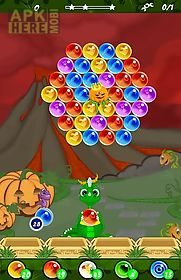 bubble dragon: saga. bubble shooter