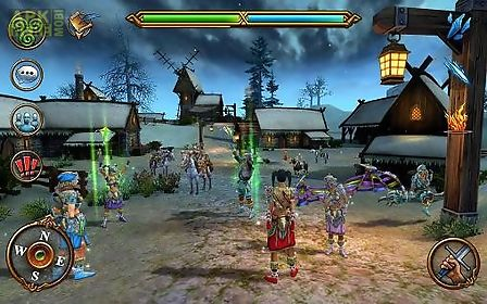 celtic heroes: 3d mmo