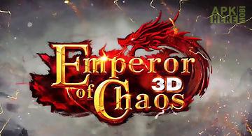 Emperor of chaos 3d