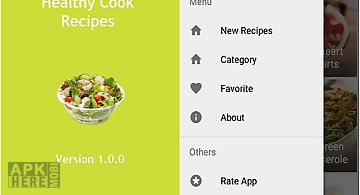 Healthy diet recipes for android free download at apk here store healthy cook recipes forumfinder Gallery